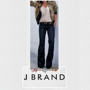 J Brand Lovestory Bell Bottom Jeans size 28